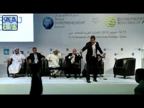 Debate - Entrepreneurship Through the Ages - at the DWTC GES-EVA Summit 2012