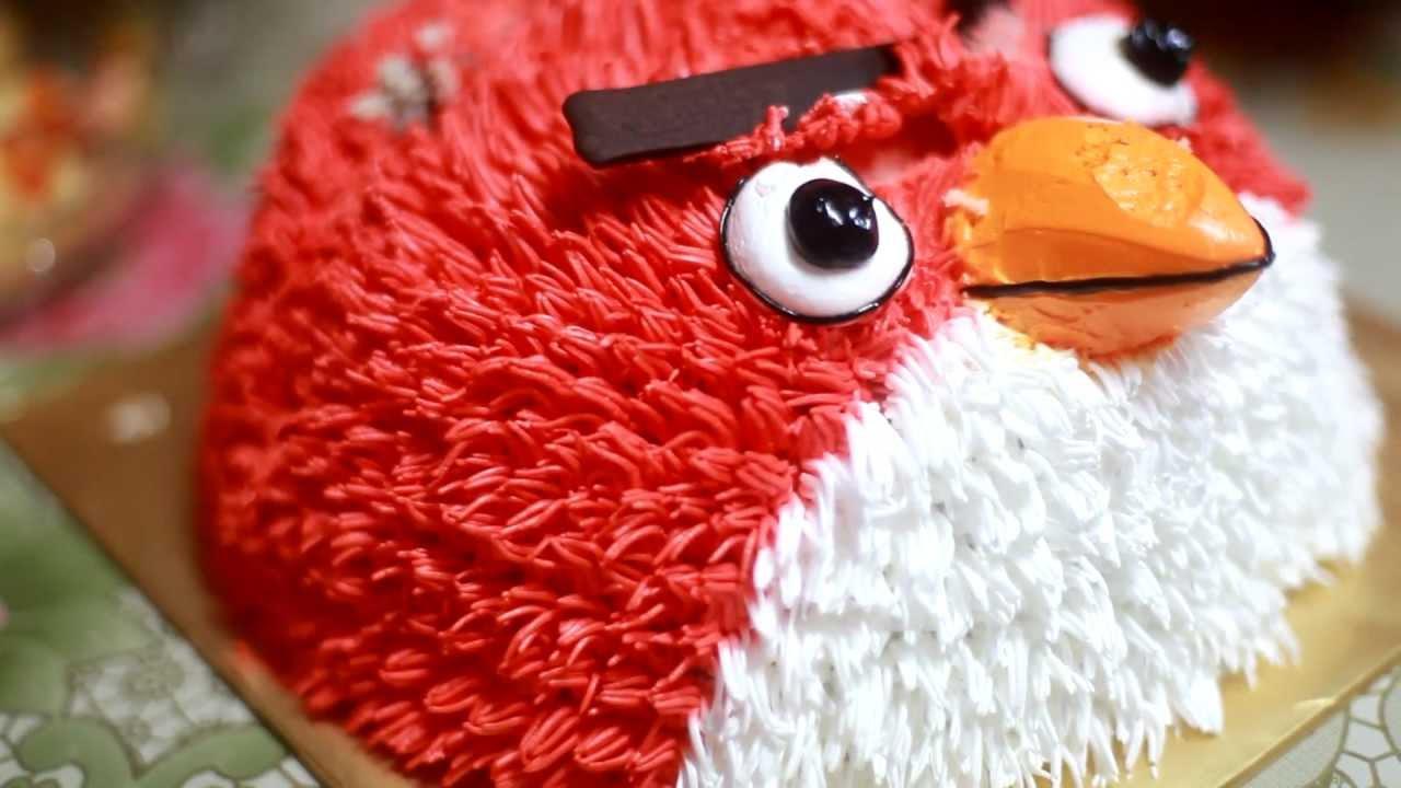Angry Birds Cake 2013 Youtube