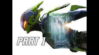 ANTHEM Walkthrough Gameplay Part 1 - Full Game Intro (PC Ultra Let's Play)