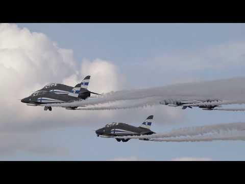 Seinäjoki Air Show 2017 Showreel