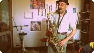 Shuffle Blues(Aebersold)Val Vitullo:tenor saxophone