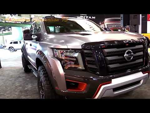 Nissan Titan Warrior Truck 2019-2020 Top Diesel