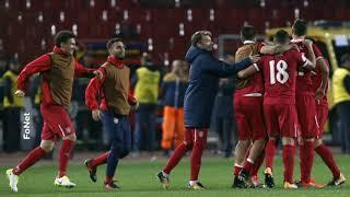 2017 10 10 Szerbia kiharcolta a belépőt a labdarúgó vb-re