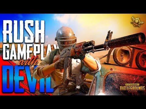 PUBG Mobile Livestream | Rush gameplay!
