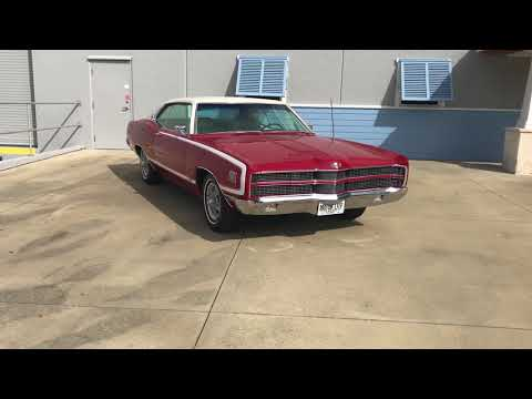 1969 FORD GALAXIE XL GT FOR SALE - MOTOR CITY CLASSIC CARS
