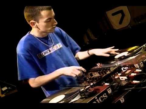 2001 - P-Money (New Zealand) - DMC World DJ Final