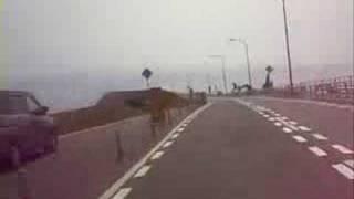 フリースピリッツ雲仙諫早湾干拓堤防道路開通記念