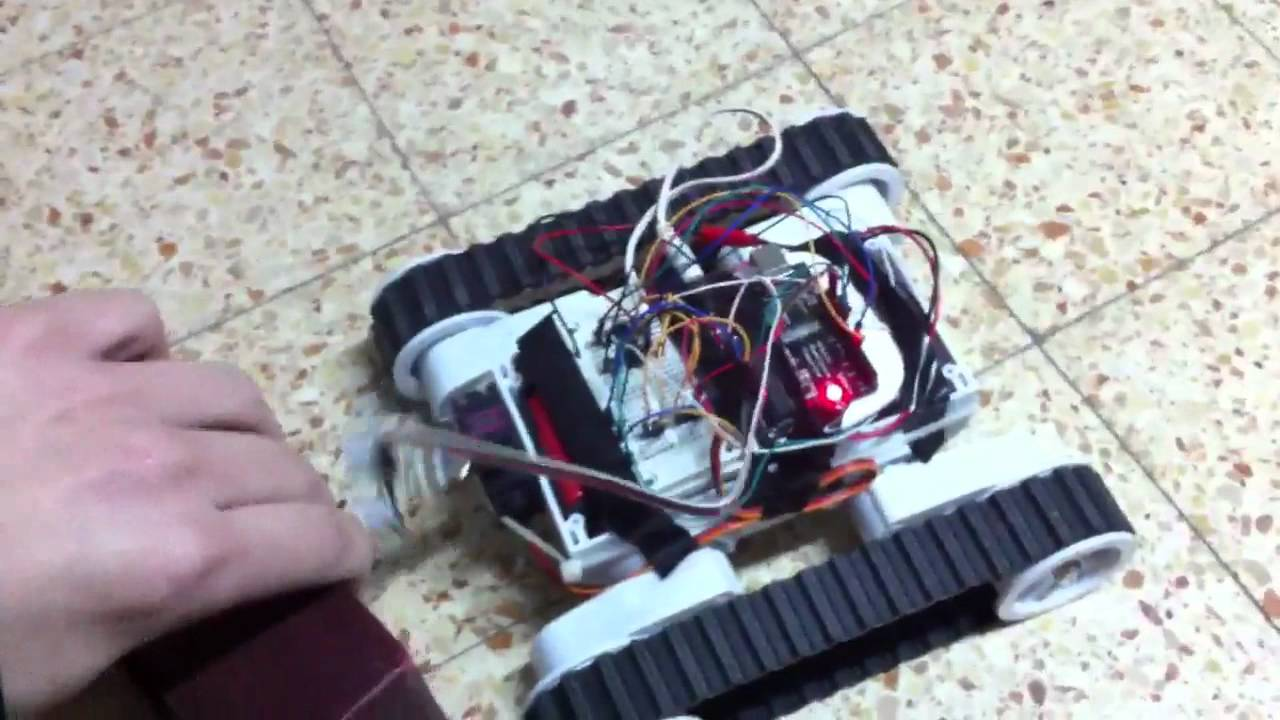Arduino robot dog youtube