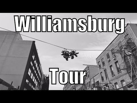 WILLIAMSBURG, BROOKLYN PHOTO TOUR 📷 + Instagram Growth Tips w/ JoshFromNY