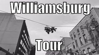 WILLIAMSBURG, BROOKLYN PHOTO TOUR 📷 + Instagram Growth Tips w/ JoshFromNY