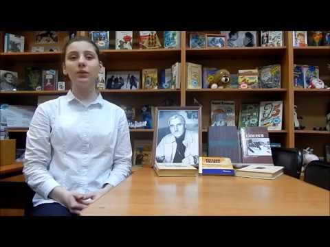 Изображение предпросмотра прочтения – ЗаринаБайрамкулова читает произведение «Жди меня иявернусь…» К.М.Симонова