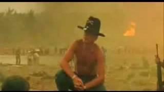 Smell of Napalm Scene - Apocalypse Now