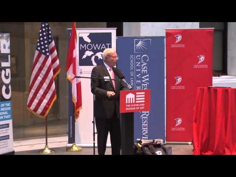 New Realities in Canada-U.S. Relations: Business, Energy, and the Environment - Part 1