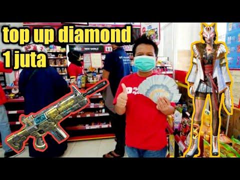 TOP UP DIAMOND FF 1JT LAGI UNTUK GIVEAWAY DAN BELI ELITE PASS TERBARU