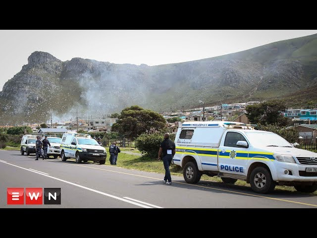 Cleaning Tender creates chaos in Kleinmond, South Africa