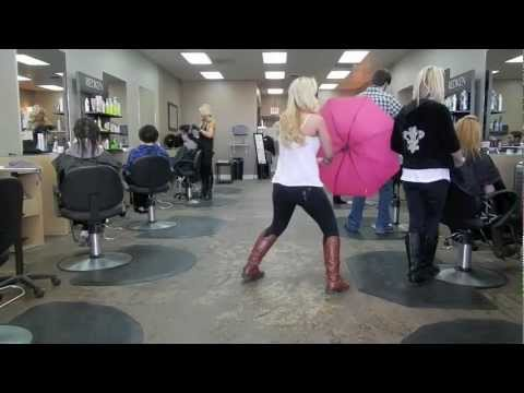Harlem Shake- Our Salon