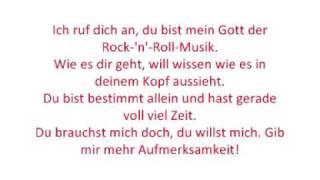 T-Error - Die Ärzte [with Lyrics/mit Text zum Mitsingen]