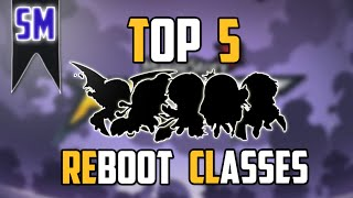 MapleStory - Reboot: 5 BEST Classes to MAIN!