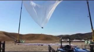 Luke Aikins va sauter sans parachute à plus de 7000m ! (TEST 1)