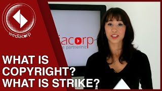 What is Copyright? / What is Strike? thumbnail
