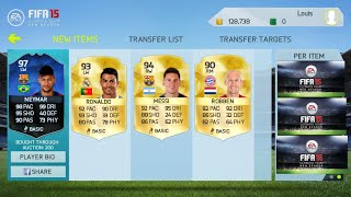 FIFA 15 IOS ANDROID NEW SEASON SNIPING!!!