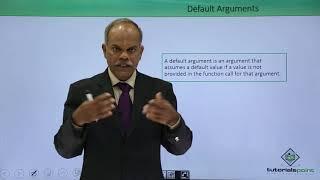 Python - Default Arguments