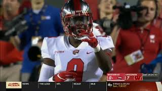 2018 - Western Kentucky Hilltoppers vs Wisconsin Badgers in 30 Minutes