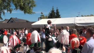 Königsvogelschießen der Aloisius-Jugend 2011