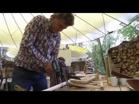 Mastercrafts Green Wood Craft
