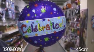 Новинки Anagram - воздушные шарики с Днем рождения, Happy Birthday(Короткий обзор новинок, которые мы получили в крайней поставке Anagram (фольгированные шары из США). Посмотрет..., 2016-12-30T12:32:41.000Z)