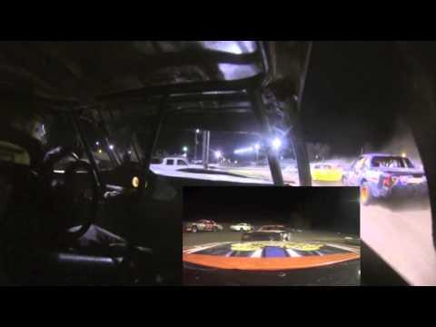 Derek Husted Buena Vista Raceway Frostbuster April 15th