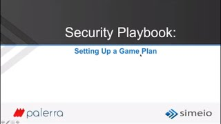 Cloud Security Playbook: Setting Up a Game Plan