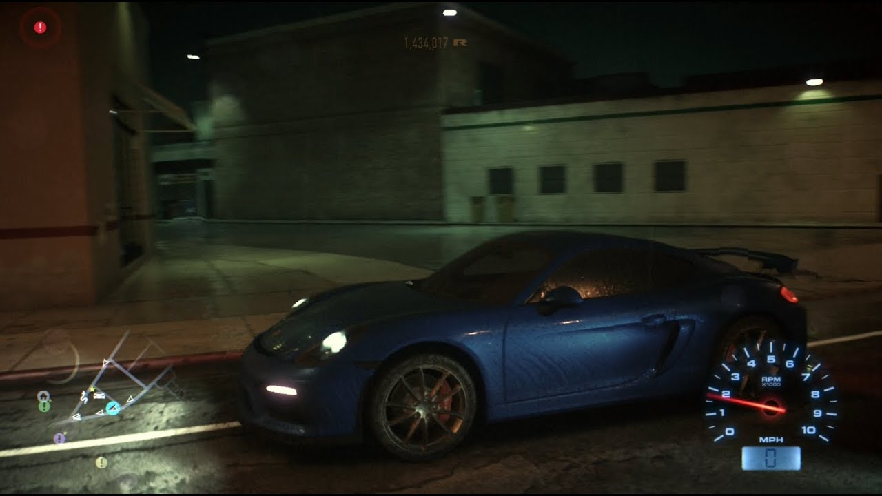 need for speed 2015 porsche cayman gt4 2015 gameplay
