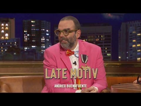 LATE MOTIV - Bob Pop y la cena de gala real | #LateMotiv195