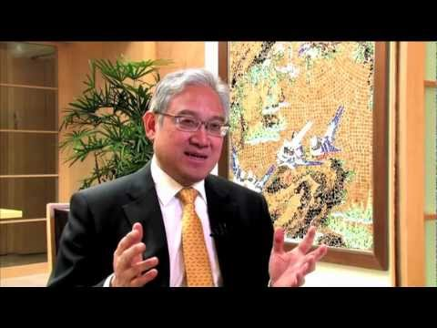 Globalising an Asian family business: William Fung