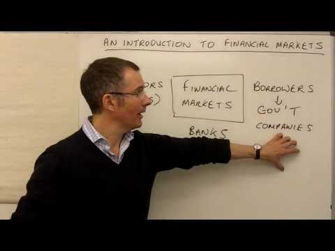 An introduction to financial markets - MoneyWeek Investment