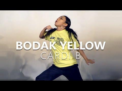 Cardi B - Bodak Yellow / Choreography . LIGI