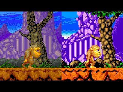 Toki - All versions gameplay HD