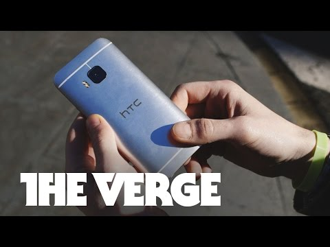 HTC's One M9 is the world's most beautiful disappointment
