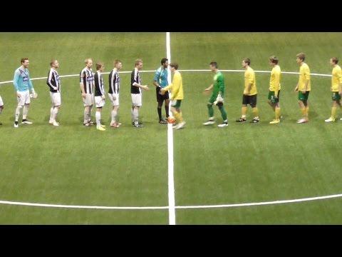 Valestrand Hjellvik - Osterøy: 4-0 (Treningskamp 31.01.2015)