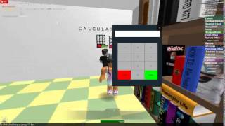 purpleninja905- Roblox Get out of Detention! (Video No.1)