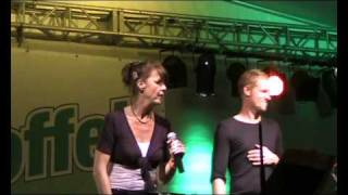 "06.08.2010 Rangehn (Nina Hagen-Band & Spliff-Tribute Band) - ""Rangehn"" - live in Frankfurt"