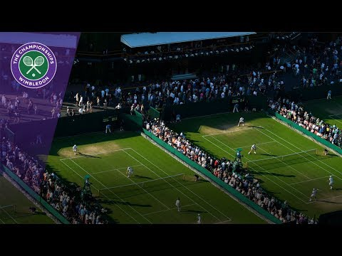 The Wimbledon Channel Day 3 Replay