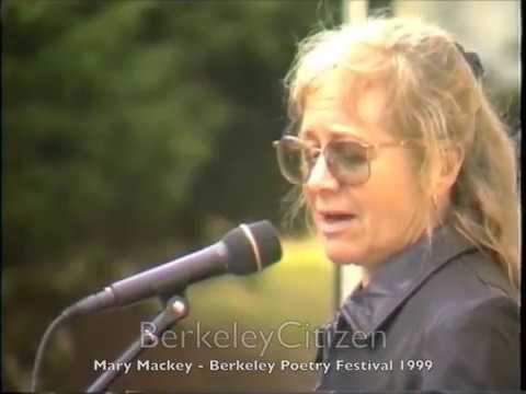 Mary Mackey - Berkeley Poetry Festival 1999