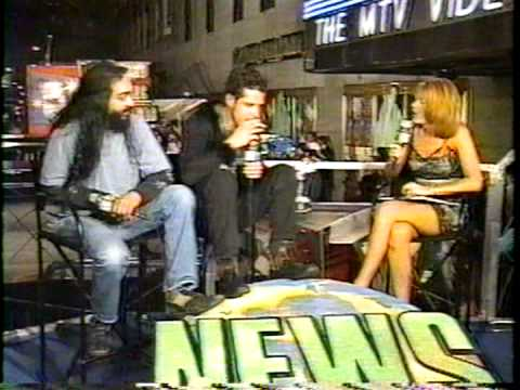 Soundgarden - 1994 Mtv Video Music Award Post Interview