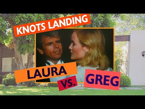 Knots Landing 7x01 Greg tries to seduce Laura
