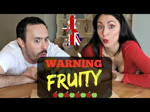 10 FRUIT BASED ENGLISH IDIOMS: Getting Fruity with Alistair Cohen