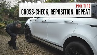 Cross-check, Reposition, Repeat   Quick PDR Tips