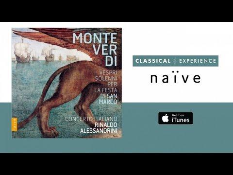 Monteverdi - Vespri Solenni Per La Festa De San Marco (Full Album)