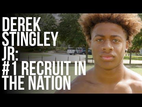 When will top 2019 cornerback Derek Stingley Jr. decide between LSU, Florida and Texas?